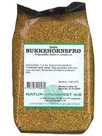 Image of Natur Drogeriet Bukkehornsfrø Hel (200 gr)