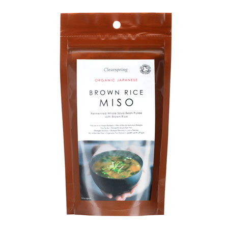 Image of Clearspring Miso Brown Rice Ø (300 gr.)