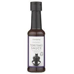 Clearspring teriyaki sauce fra Helsebixen