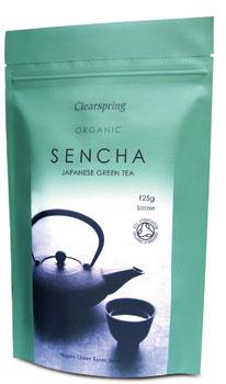 Image of Clearspring Sencha Japanese Green Tea Ø (125 gr)