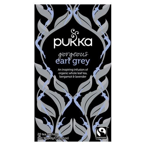 Pukka Te Gorgeous Earl Grey