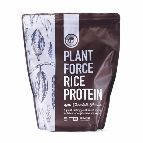 Plantforce risprotein fra Helsebixen