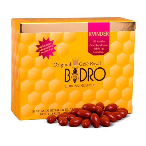 Image of Bidro Kvinder (120 kapsler)