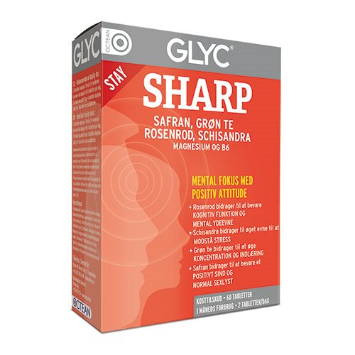 Image of Glyc Sharp (60 kap)