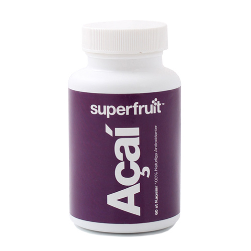 Image of Superfruit Acai (60 kapsler)