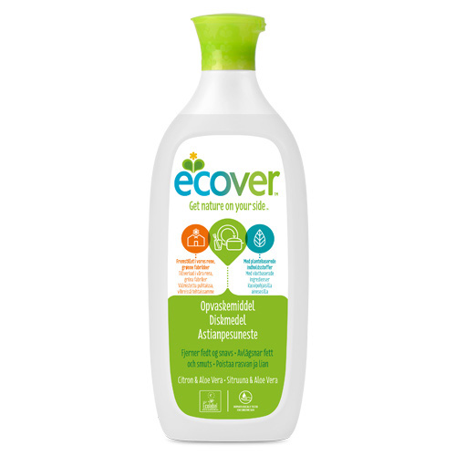 Image of Ecover Opvask konc. 500 ml.