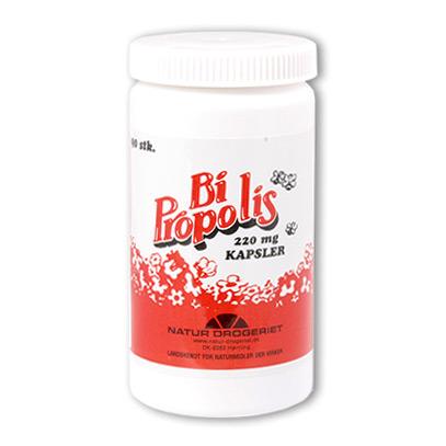 Image of Natur Drogeriet Bi Propolis 220 mg (90 kapsler)