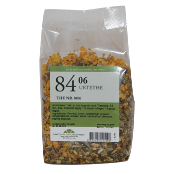 Image of Natur Drogeriet 8406 The - Halslindrende The (90 gr)