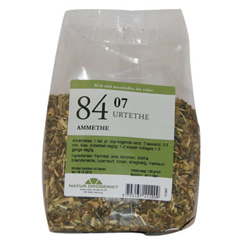 Image of Natur Drogeriet 8407 The - Amme The (125 gr)