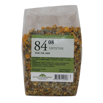 Image of Natur Drogeriet 8408 The - Urtethe (90 gram)