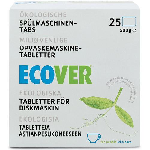 Image of Ecover Opvasketabs (25 tab)