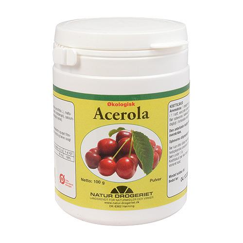 Image of Natur Drogeriet Acerola C Pulver (100 gr)