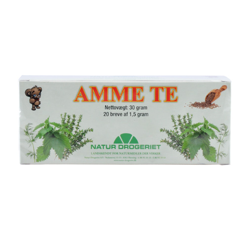 Image of Natur Drogeriet 8407 The - Ammethe (20 breve)
