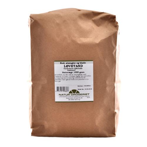 Natur Drogeriet Løvetand Mælkebøtte F6 F9 (1 kg)
