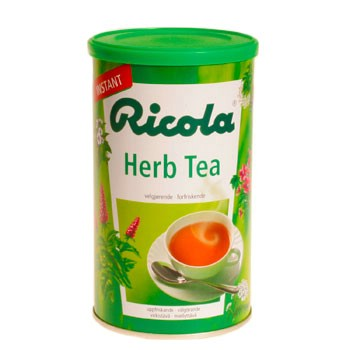 Image of Ricola Swiss Herb Tea Instant (200 g)