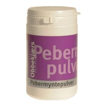 Image of Obbekjærs Pebermyntepulver 170 gr.