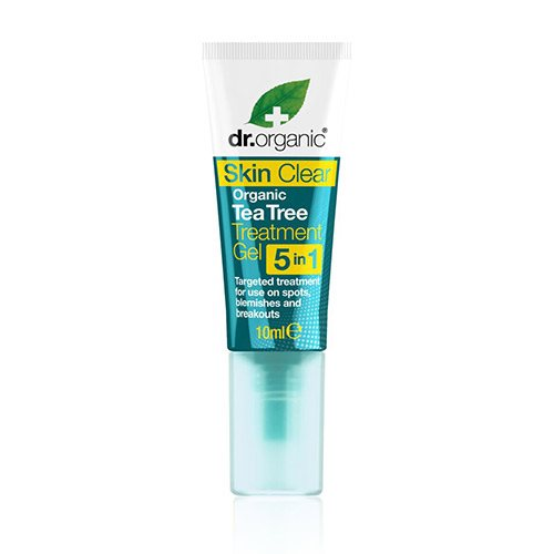 Image of Dr. Organic Skin Clear Organic tea tree treatment gel (10 ml)