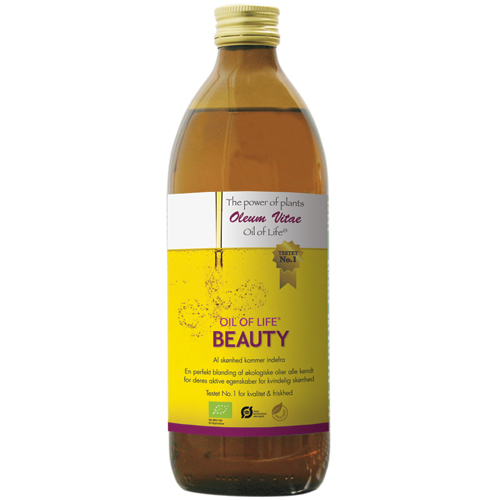 Image of Livets Olie - Oil Of Life Beauty Ø (500 ml)