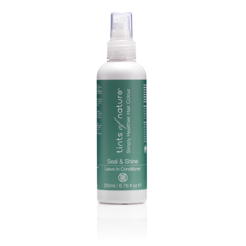 Tints Of Nature Seal & Shine Conditioner (200 ml)