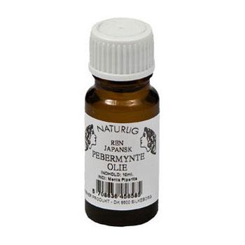 Rømer pebermynteolie fra Helsebixen