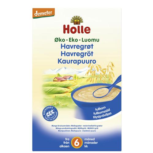 Image of Holle Demeter Havregrød Ø (250 gr)