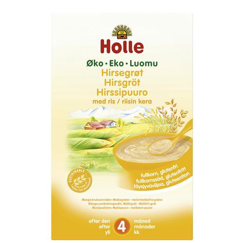 Image of Holle Hirsegrød Ø (250 gr)