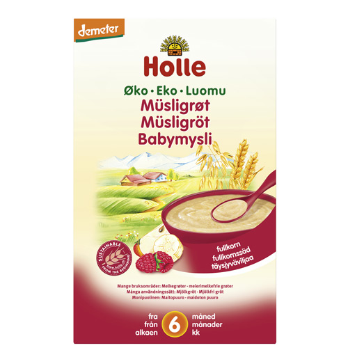 Image of Holle Demeter Mysligrød Ø (250 gr)