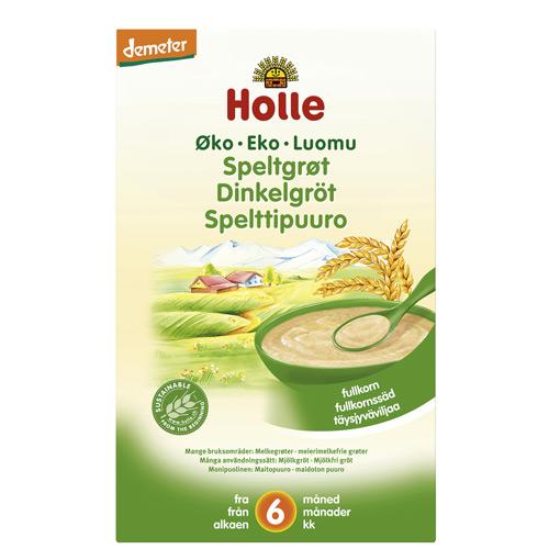 Image of Holle Demeter Speltgrød Ø (250 gr)