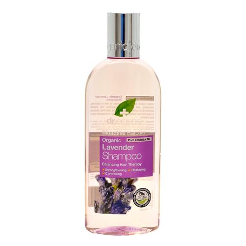 Image of Dr. Organic Lavender Shampoo (250 ml)