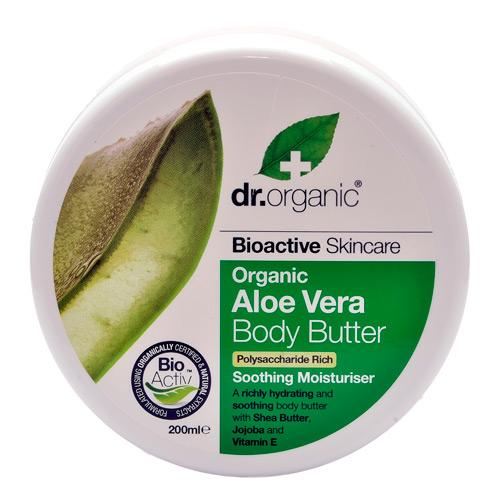Image of Dr. Organic Aloe Vera Body Butter (200 ml)