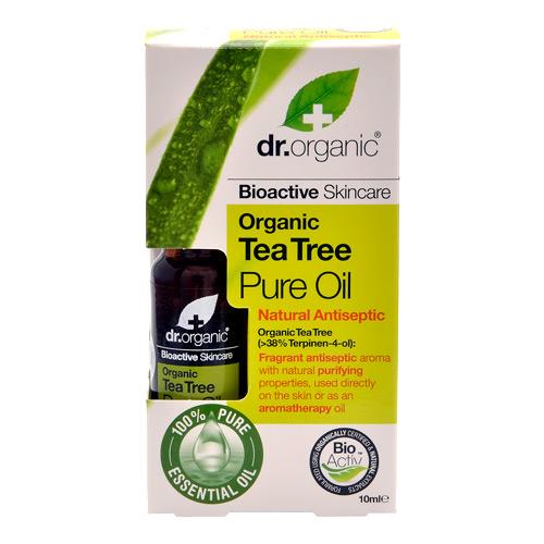 Image of Dr. Organic Tea Tree Pure Oil (10 ml)
