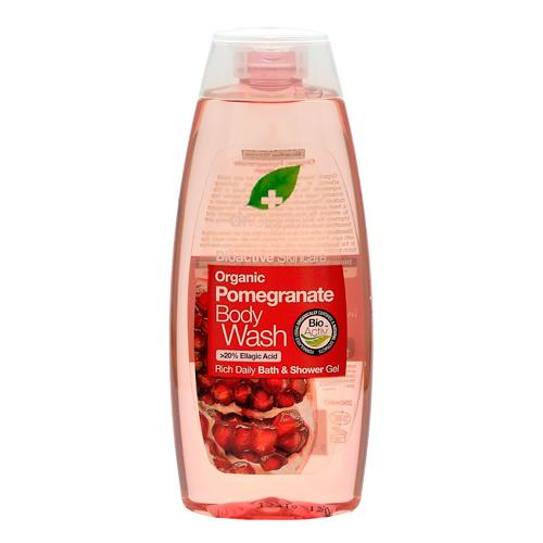Image of Dr. Organic Pomegranate Bath & Shower (265 ml)