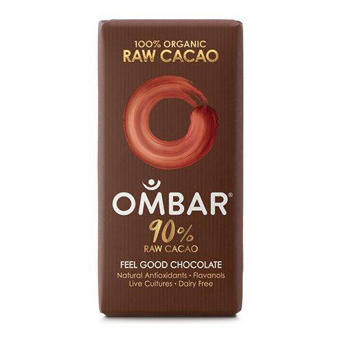 Ombar chokolade fra Helsebixen