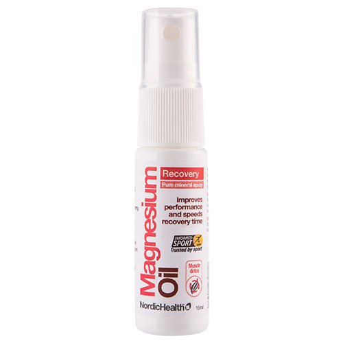 Image of NordicHealth Magnesium Spray Recovery/Sport (15 ml)