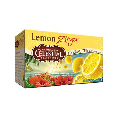 Image of Celestial Lemon Zinger The (20 breve)