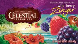 Image of Celestial Wild Berry Zinger The (20 breve)