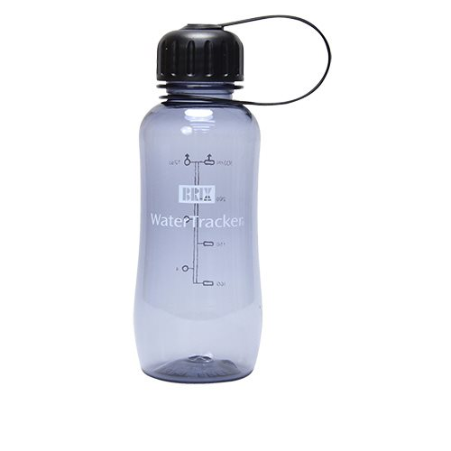 Image of WaterTracker 0,3 L Blue Smoke BPA-fri drikkeflaske af Tritan