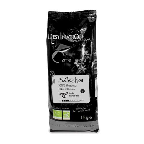 Image of Kaffebønner 100% Arabica Ø (1 kg)
