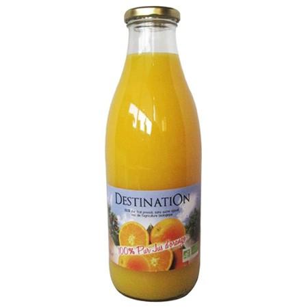 Image of Appelsinsaft 100% Ren Saft (1 ltr)