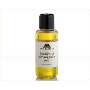 Eucalyptus Massageolie Ø (100 ml)