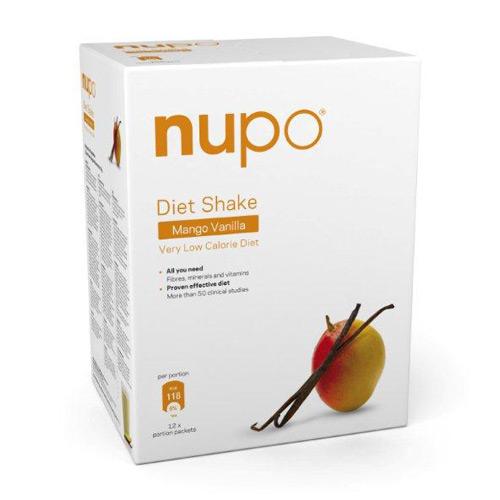 Image of Nupo Mango Vanilla, 384 g. (12 portioner)