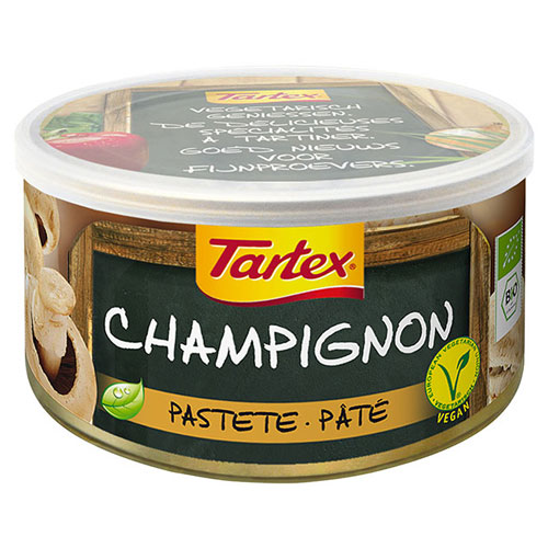 Image of Tartex med Champignon på dåse Ø (125 gr)
