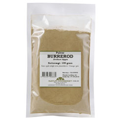 Image of Burrerod pulver (100 gr)