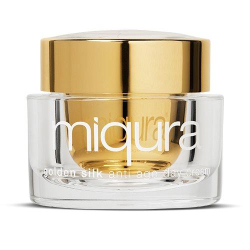 Image of Miqura - Day Cream Anti Age - Golden Silk (50 ml)
