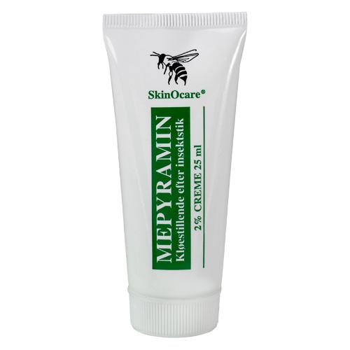 Image of SkinOcare Mepyramin Creme 2%, 25 ml.