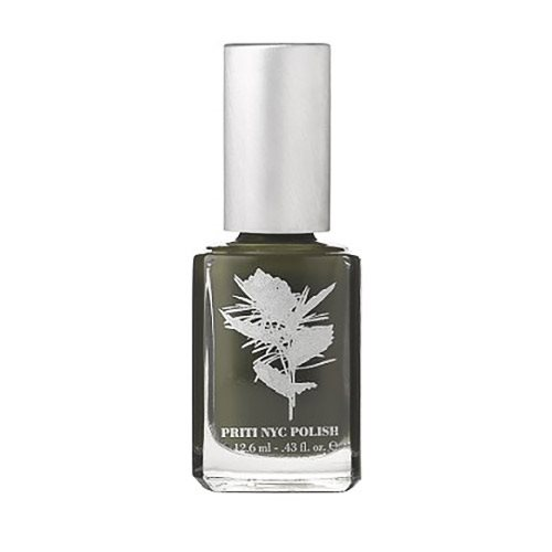 Priti Nyc Neglelak Dark Warrior Orchid No. 610 (12 ml)