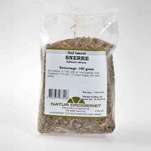 Billede af Natur Drogeriet Snerre Gul (100 gr)