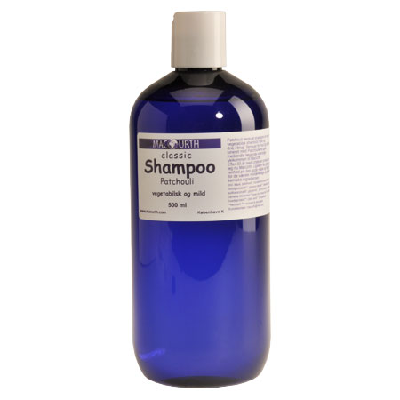 Image of MacUrth Classic Shampoo Patchouli Sensuel (500 ml)