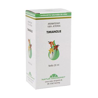 Timianolie æterisk (20 ml)