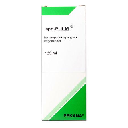 Image of Pekana Apo Pulm Hostemixtur (125 ml)